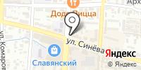 Когорта на карте