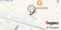 Ильинская средняя общеобразовательная школа №25 на карте