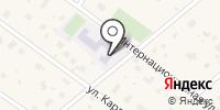 Ильинская средняя общеобразовательная школа №26 на карте