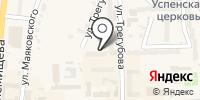 Магазин мебели на карте