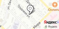 Элит Фиш на карте