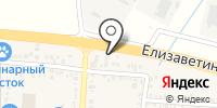 Салют Кубани на карте