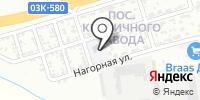 Детский сад №50 на карте