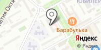 Аптека №396 на карте