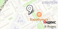 Городская поликлиника №25 на карте