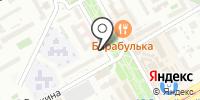 Юггидроспецстрой на карте