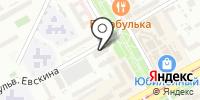 Екатерина Великая на карте