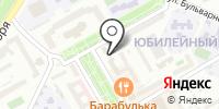 Универсам на Платановом бульваре на карте