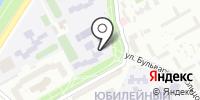 Гимназия №87 на карте