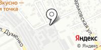 Гектор на карте