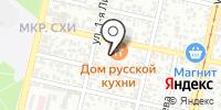 Дом русской кухни на карте
