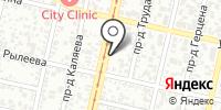Салон гавайского массажа на карте