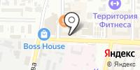 Роникон на карте