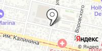 Кубанская казачья ассоциация на карте
