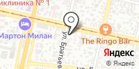 Росс-Дент на карте