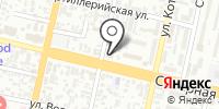 НЭСК на карте