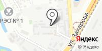 Дикрон-Юг на карте