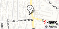 Эскулап-Юг на карте