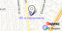 Союз отходопереработчиков Кубани на карте