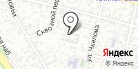 Акватория Юга на карте