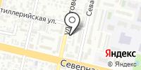 Раша Моро на карте