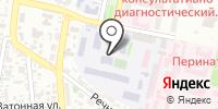Военная академия связи на карте