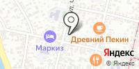 Тис-Отель на карте