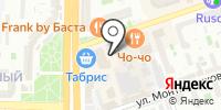 Автоматика ИТК на карте