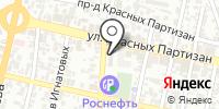 Городская аварийная служба электросетей на карте