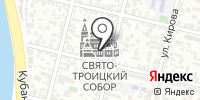Свято-Троицкий собор на карте