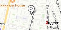 Детская городская поликлиника №6 на карте