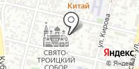 Линия-сервис на карте