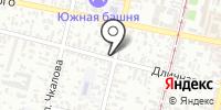 Блокнот-Краснодар на карте