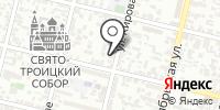 МП-охрана на карте