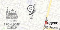 Старая мельница на карте