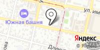 Группа Финансы на карте