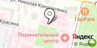 Детская краевая клиническая больница на карте