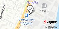 Интер-Юг Сервис на карте