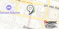 Краснодарские строители на карте