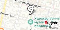Краевой клинический стоматологический центр на карте