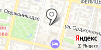 Краснодарский краевой выставочный зал изобразительных искусств на карте