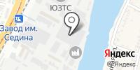 Седин-Быт на карте