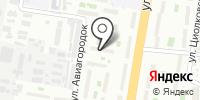 Храм Святого Иоанна Воина на карте