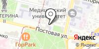 Южстальконструкция на карте