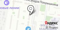 Engardo на карте