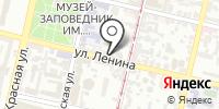 Союз журналистов России на карте