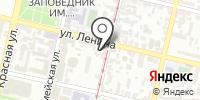 Мбс-центр на карте