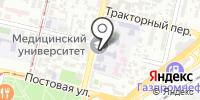 КубГМУ на карте