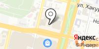 Магазин горящих путёвок на карте