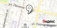 Екатеринодарская Кубанская Епархия на карте